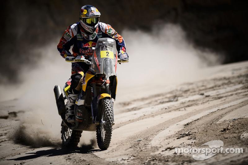 #2 KTM: 马克·科马