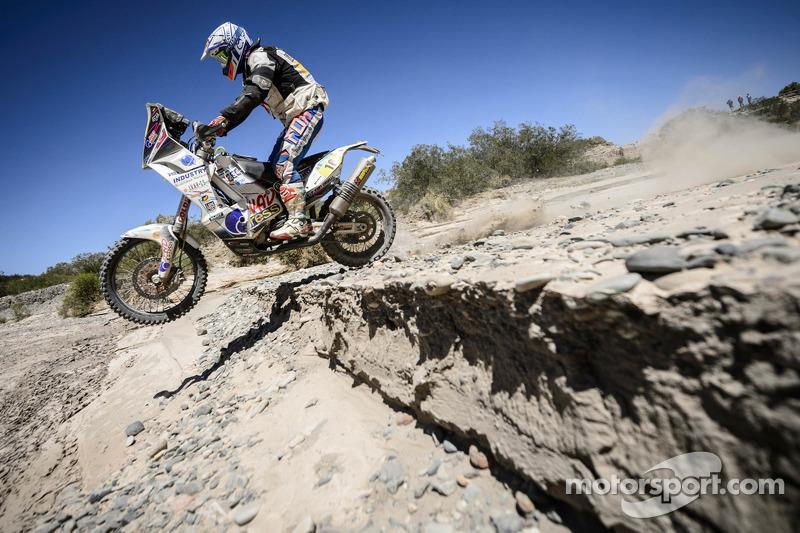#16 KTM: Ivan Jakes