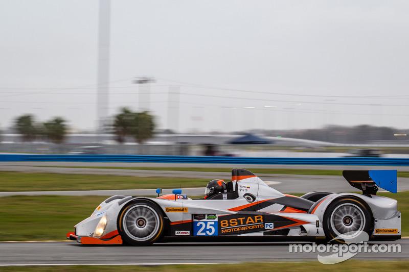 #25 8Star Motorsports ORECA FLM09 雪佛兰: 恩佐·波托里齐奥, 汤姆·金博-史密斯