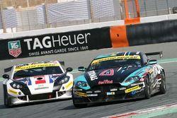 #155 Perfection Racing Europe Aston Martin V8 Vantage GT4: Erik Behrens, Kim Holmgaard, Michael Klos