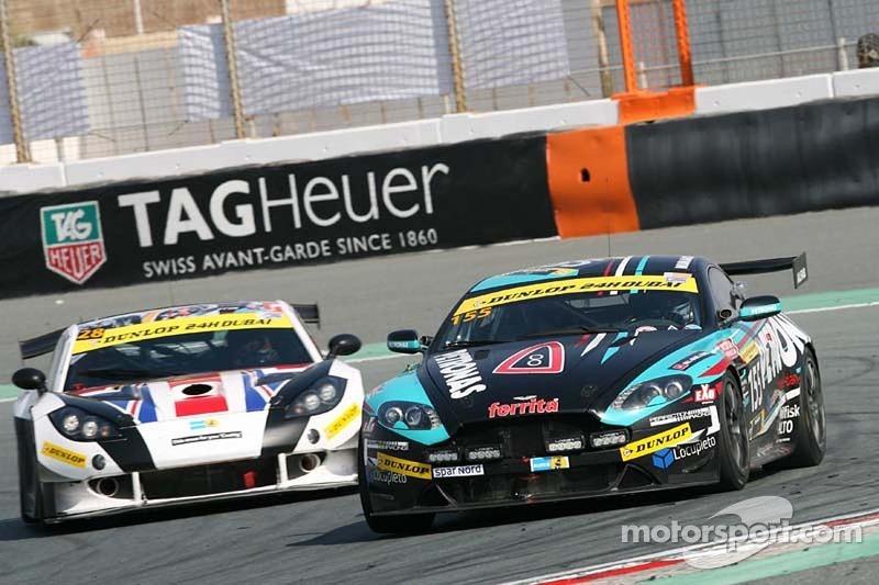 #155 Perfection Racing Europe 阿斯顿马丁 V8 Vantage GT4: Erik Behrens, Kim Holmgaard, Michael Klostermann
