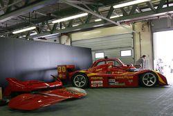 A Ferrari 333SP