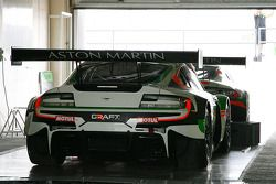 #17 Craft Racing AMR Aston Martin Vantage GT3: Frank Yu, Richard Lyons, Jean-Marc Merlin, Keita Sawa, Darryl O'Young