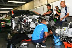 #7 Craft Racing AMR Aston Martin Vantage GT3: Stefan Mücke, Darren Turner, Tomonobu Fujii, Darryl O'