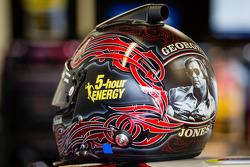 Clint Bowyer'in kaskı, Michael Waltrip Racing Toyota