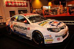 BTCC MG KX Momentum Racing MG6 GT