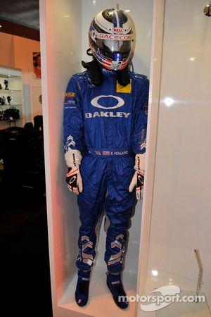 Robb Holland's Rotek Racing Overalls