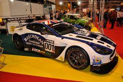2013 Winning British GT Aston Martin