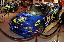 科林·麦克雷的斯巴鲁翼豹WRC