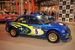 Richard Burns Subaru Impreza WRC