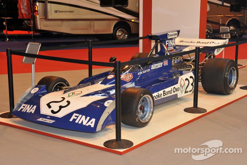 John Surtees Sergisi