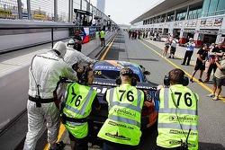 #76 SX Team Schubert BMW Z4 GT3: Paul Dalla Lana, Bill Auberlen, Dane Cameron, Dirk Werner, Claudia Hurtgen