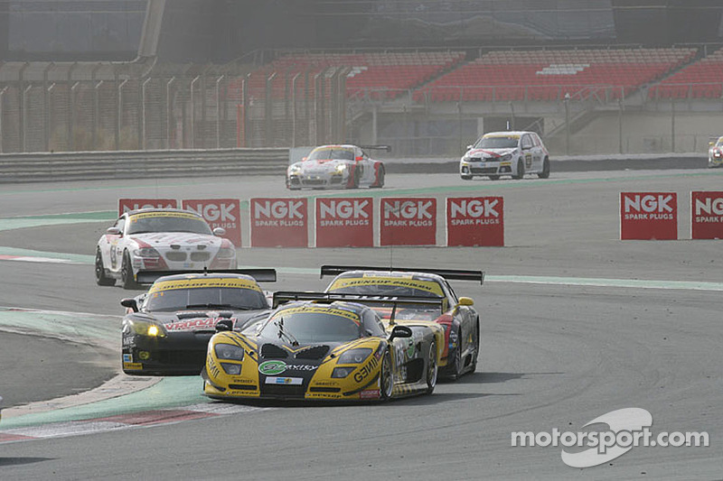 #136 Gravity Racing International 莫斯勒 MT 900 GT3: Vincent Radermecker, 和y Ruhan, Loris de Sordi, 吉拉尔