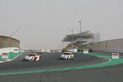 #3 Fach Auto Tech Porsche 997 GT3 R: Marcel Wagner, Thomas Fleischer, Heinz Arnold, Marco Zolin, Heinz Bruder