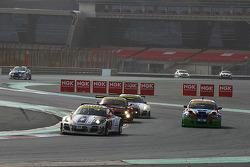 #9 Crubilé Sport Porsche 997 GT3 R: Francois Perrodo, Sébastien Crubilé, Emmanuel Collard, Matthieu Vaxivière