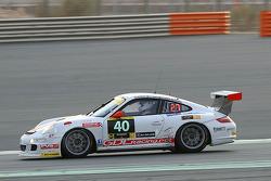 #40 GDL Racing Porsche 997 Cup: Bashar Mardini, Paul Stubber, Ray Stubber, Nigel Farmer