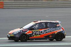 #216 Modena Motorsports Renault Clio X-85 Cup: Francis Tjia, Wayne Shen, Marcel Tjia, John Shen, Christian Chia