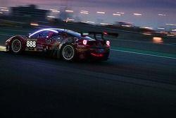#888 Dragon Racing Ferrari 458 Italia GT3: Khaled Al Mudhaf, Mohammed Jawa, Jordan Grogor, Fred Fati