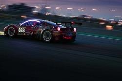 #888 Dragon Racing Ferrari 458 İtalya GT3: Khaled Al Mudhaf, Mohammed Jawa, Jordan Grogor, Fred Fatien