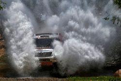 #302 Toyota: Giniel de Villiers, Dirk von Zitzewitz