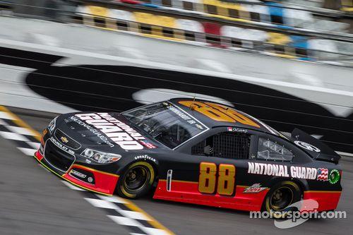 NASCAR-Test in Daytona, Januar