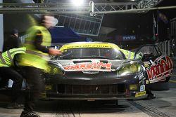 #21 V8 Racing Chevrolet Corvette C6-R: Danny Werkman, Rick Abresch, Alex van Hoff, Nicky Pastorelli, Wolf Nathan