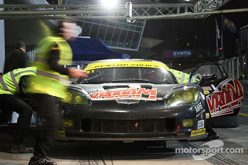 #21 V8 Racing 雪佛兰 雪佛兰克尔维特 C6-R: Danny Werkman, Rick Abresch, Alex van Hoff, Nicky Pastorelli, Wolf N