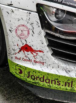 #150 Red Camel Audi R8: Yusif Bassil, Jonathan Venter, Keith Kassulke, Maurice Faber