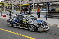 #57 Lap57 Racing Team 本田 Coupe