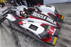 #6 Pickett Racing ORECA 日产: 克劳斯·格拉芙, 卢卡斯·鲁尔, 阿历克斯·布伦德尔, 汤姆·戴尔