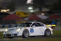 #30 NGT Motorsport Porsche 911 GT America: Henrique Cisneros, Christina Nielsen, Frédéric Makowiecki