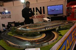 Scalextric stand