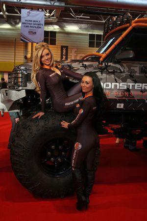 Monster Truck Girls