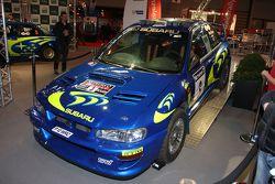 Colin McRae - carro de rally
