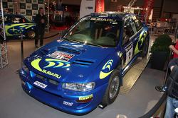Colin McRae rally car