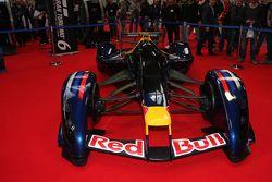 Concept Redbull rule free F1 car designed by Adrian Newey