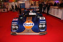 Vintage Le Mans Car