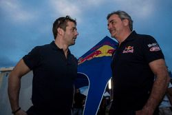 Sébastien Loeb ve Carlos Sainz