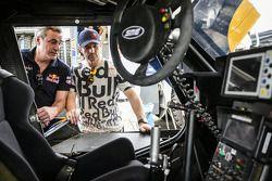 塞巴斯蒂安·勒布和Carlos Sainz
