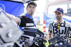 Cyril Despres ve Sébastien Loeb