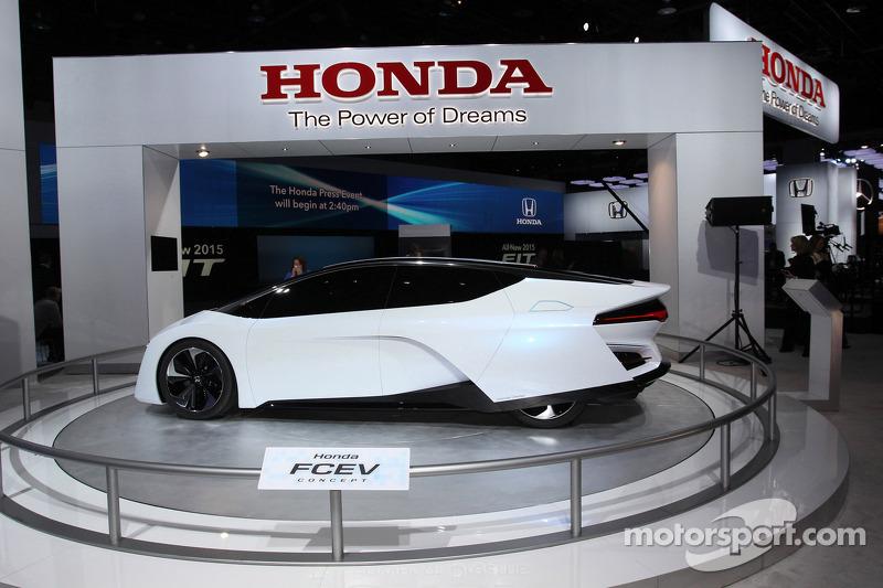 Honda FCEV Concetto