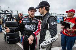 Regan Smith et Chase Elliott