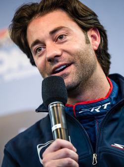 SRT Motorsports press conference: Jonathan Bomarito