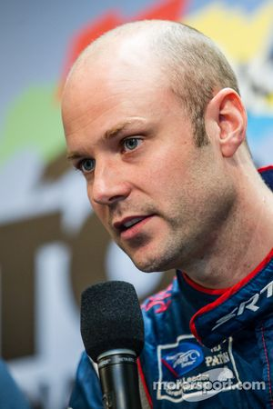 SRT Motorsports persconferentie: Rob Bell