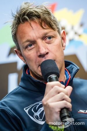 SRT Motorsports persconferentie: Marc Goossens