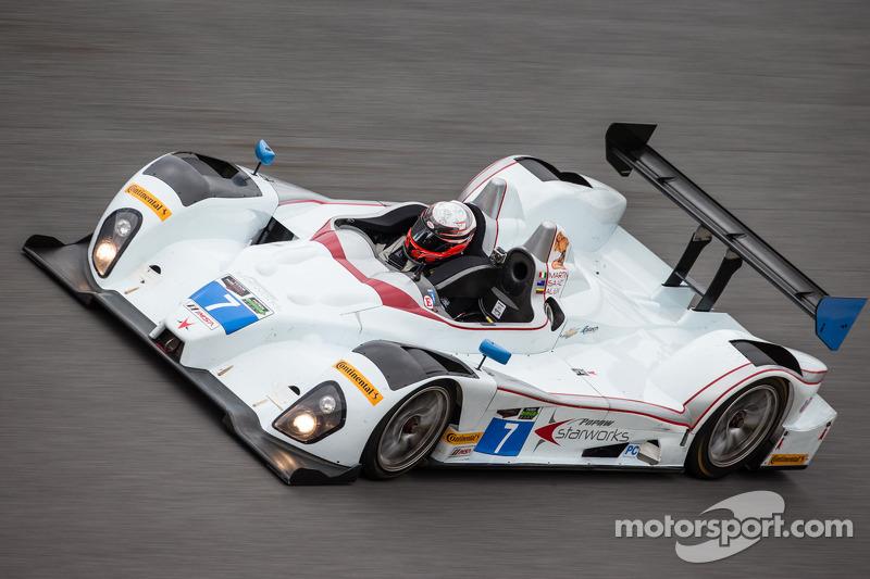 #7 Starworks Motorsport ORECA FLM09 雪佛兰: 阿历克斯·波波夫, 伊萨克·图图穆鲁, 马丁·弗恩塔斯