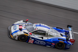 #60 Michael Shank Racing with Curb/Agajanian Riley DP Ford EcoBoost: John Pew, Oswaldo Negri, A.J. A