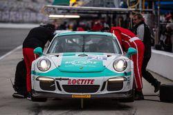 #28 Dempsey Racing Porsche 911 GT America: Christian Engelhart, Rolf Ineichen, Lance Willsey, Klaus