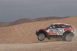 #330 Mini: Federico Villagra, Jorge-Perez Companc