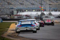 #18 Muehlner Motorsports America Porsche 911 GT America: Mark Thomas, Earl Bamber